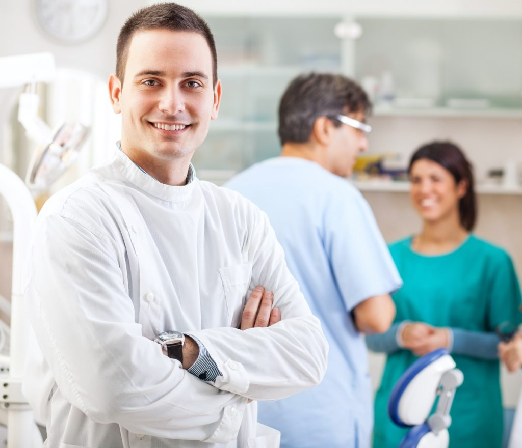 new dentist